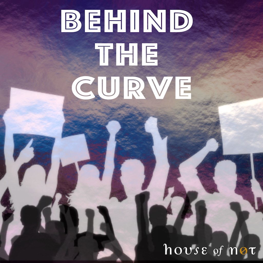 Behind The Curve - Single (Cover)