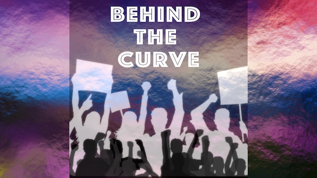 Behind The Curve (Lyric Video) - YouTube