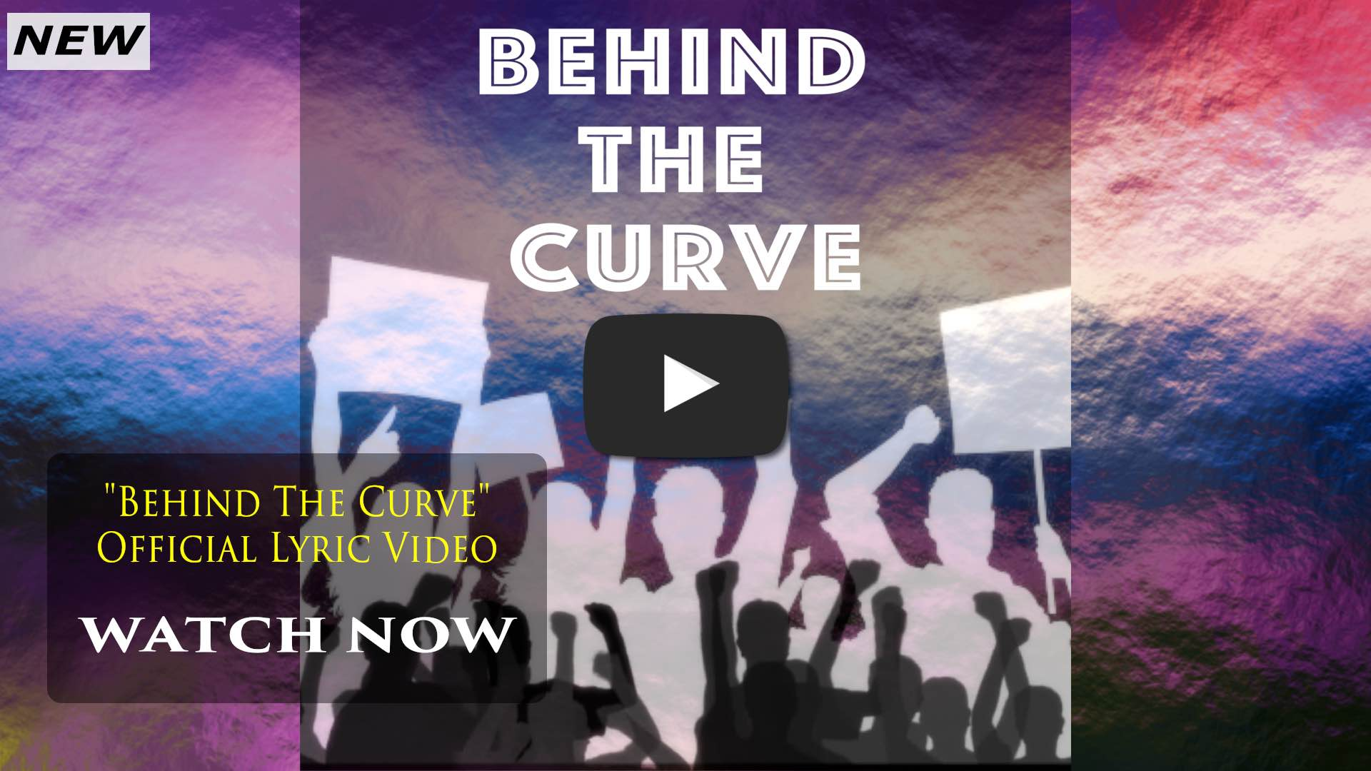 Behind The Curve Official Lyric Video Watch Now