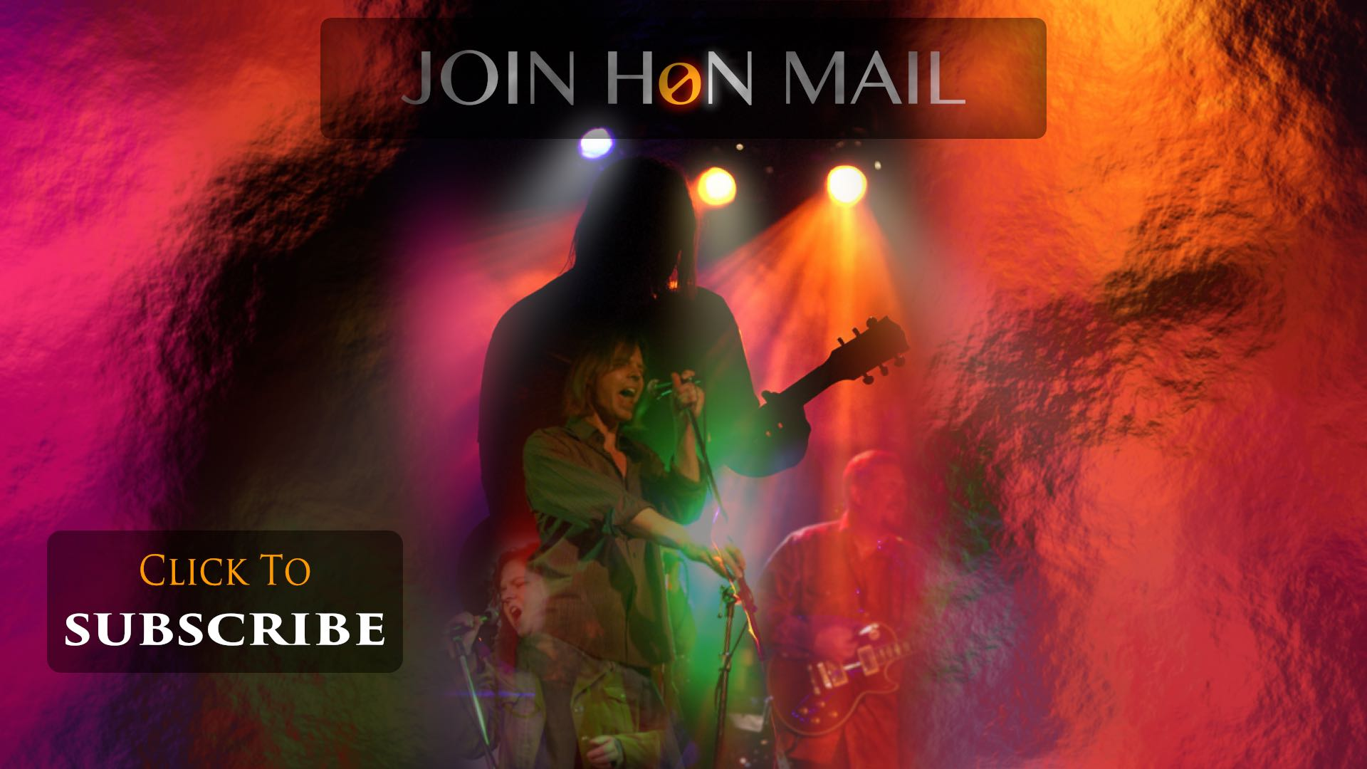 Join Mailing List Image
